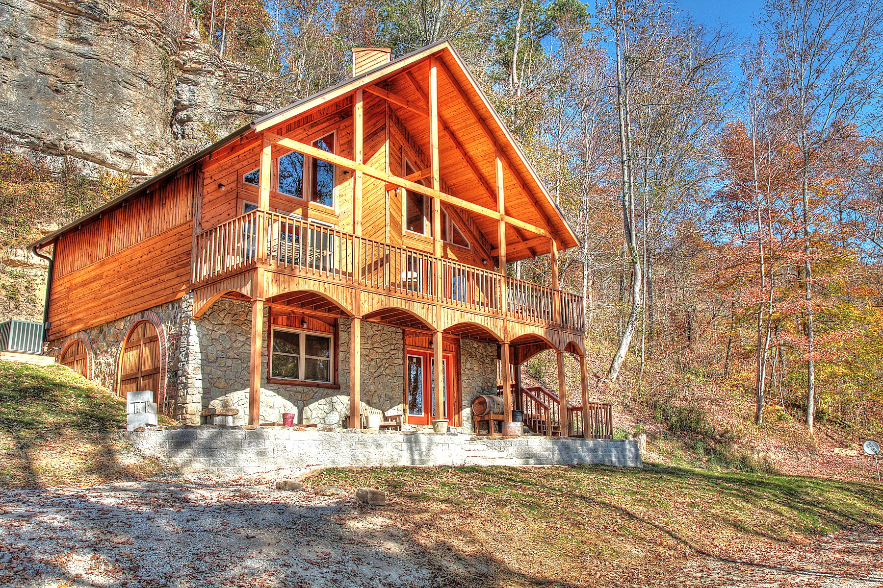 Cabin Rentals In Red River Gorge And Natural Bridge State
