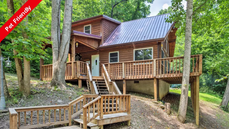 Cabin Rentals in Red River Gorge and Natural Bridge State Resort